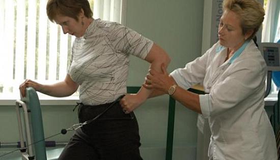 Перелом большого бугорка плечевой кости реабилитация