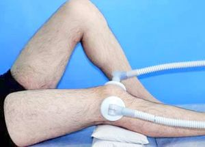УВЧ физиотерапия при переломах