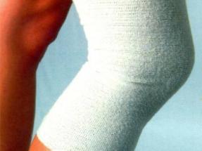 гипсование колена