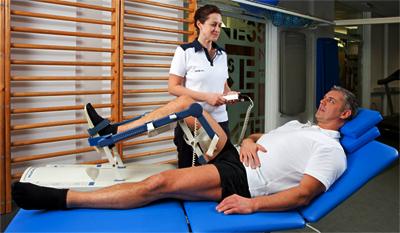 реабилитация после перелома колена