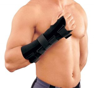 ортез при переломе головки лучевой кости