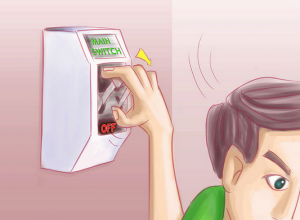 причины электрического ожога