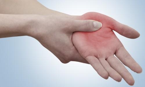 ушиб кисти руки при падении