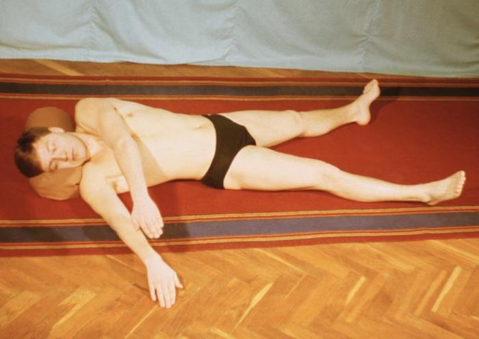 упражнения при КПП