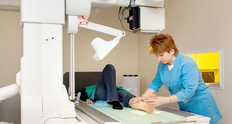диагностика на рентгене