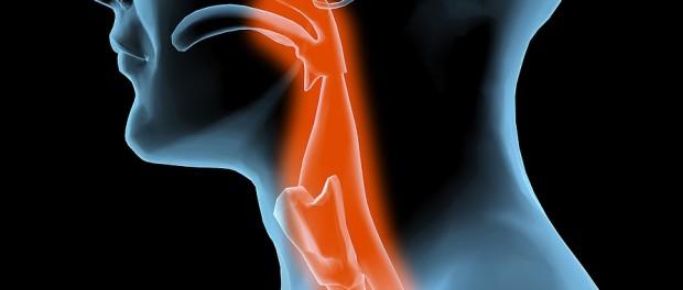 ожог дыхательных путей