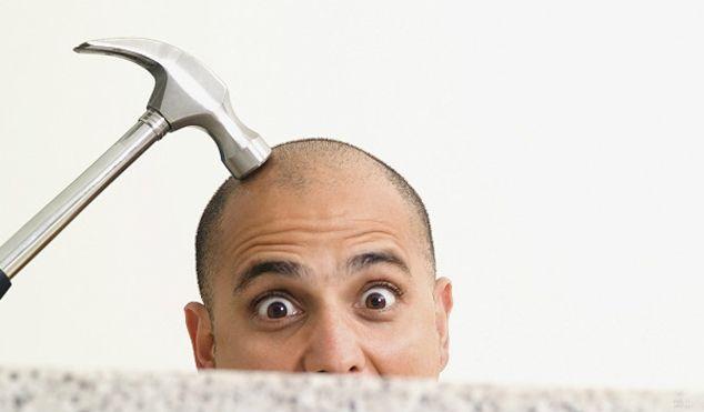 Ушиб головы: симптомы, первая помощь, последствия