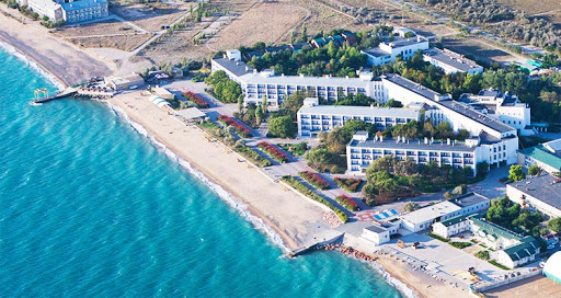 Курорт Саки в Крыму